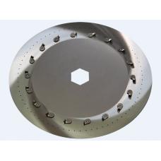 10123970 Висіваючий диск 104х2,0 Gaspardo (Гаспардо)