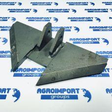 190005 Лапа стрільчата вузька з карбід вольфрамовим наплавленням Agri Carb Gregoire Besson (107802500 Грегорі Бессон)