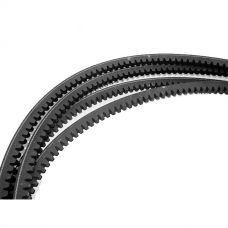 6062124 Комплект ременів мульчувача (J0019032) (2100 bB17) (4 шт) КУН