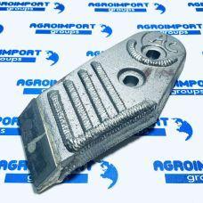 622164 Долото праве з карбід вольфрамовим наплавленням HR2 Agri Carb (PBH0029D) Kuhn (Кун)