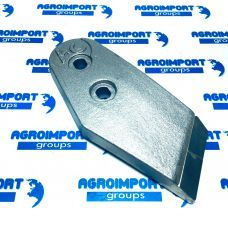 622165 Долото ліве з карбід фольфрамовим наплавленням Agri Carb (PBH0029G) Kuhn (Кун)