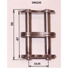 DR6250 П-2ПР-19,05 з'єднувальна ланка СТ chain Olimag drago (Олімак Драго 6250)