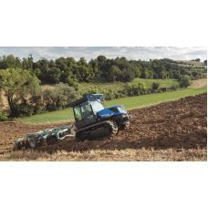 New Holland has released a new tractor for handling hilly areas