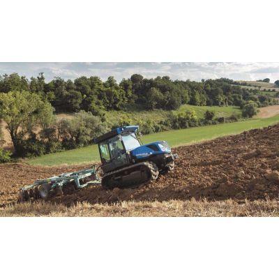 Компанія New Holland випустила новий трактор для обробки горбист